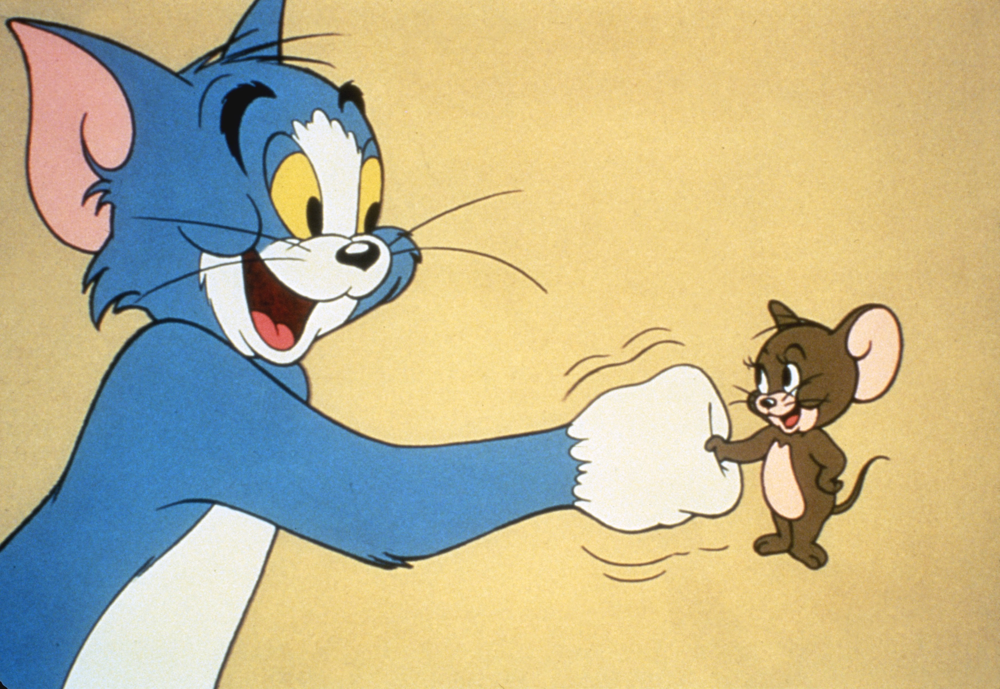 What Is Tom And Jerry