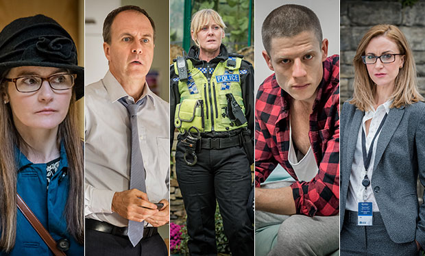 Happy Valley (TV Series 2014– ) - Full Cast & Crew - IMDb