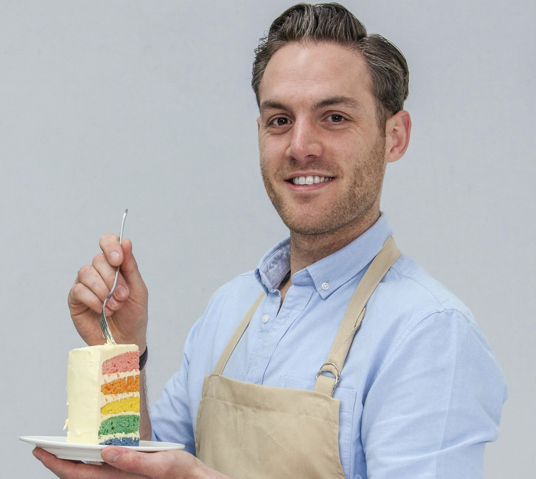 Bake Off 2017 Tom
