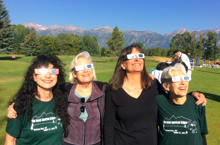 The Compass: Stargazing - Dava Sobel on the eclipse/women in astronomy