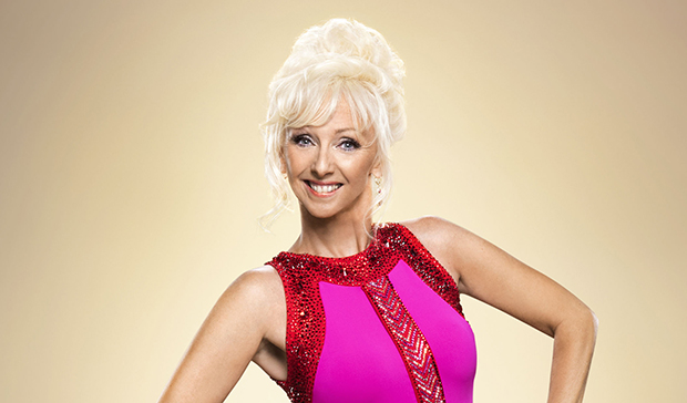 Strictly Come Dancing Debbie McGee