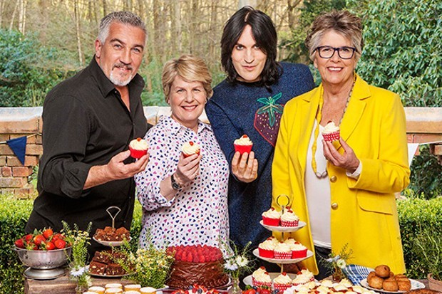Ratings rise well for Great British Bake Off debut on Channel 4