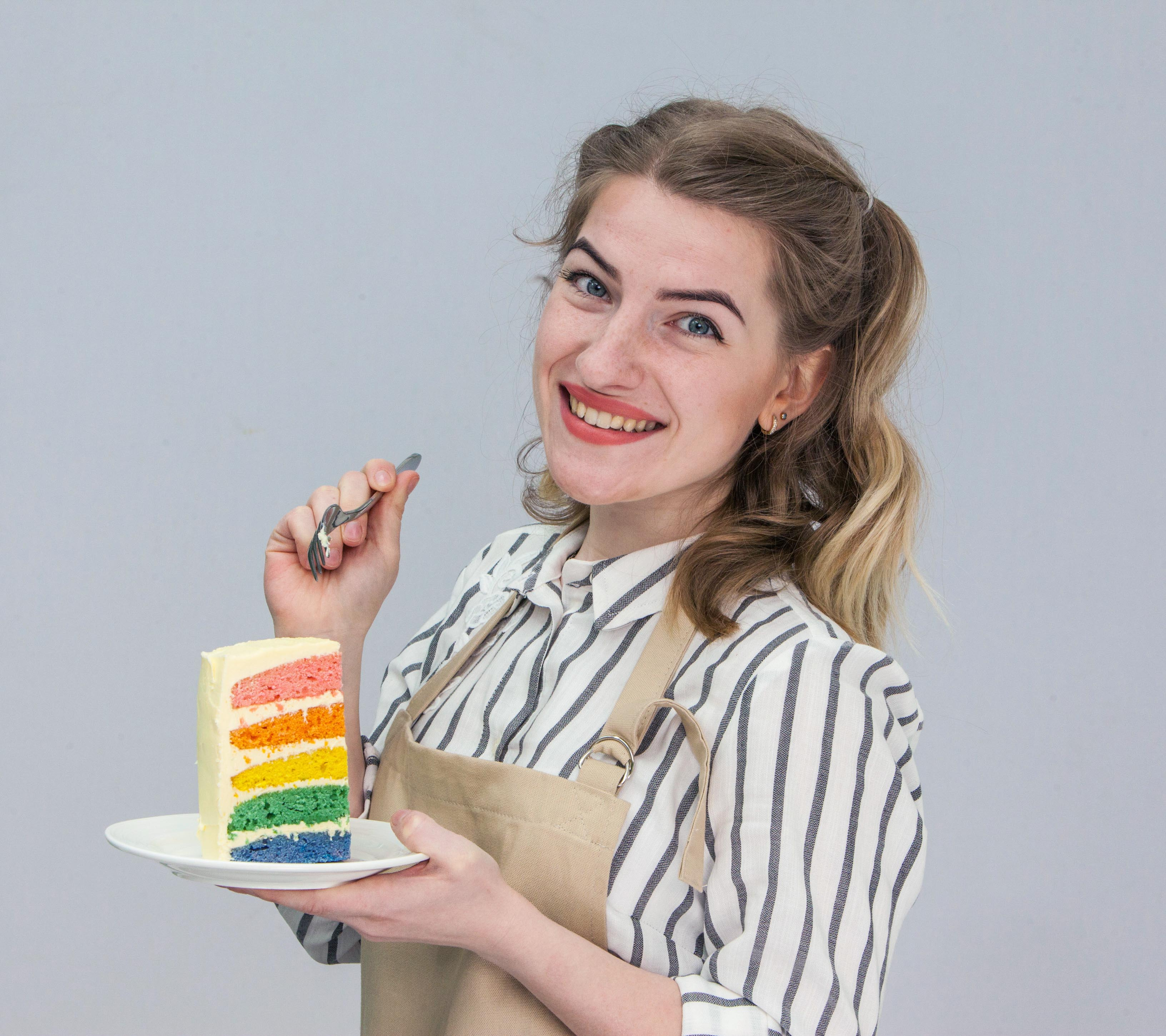 Great British Bake Off contestant Julia