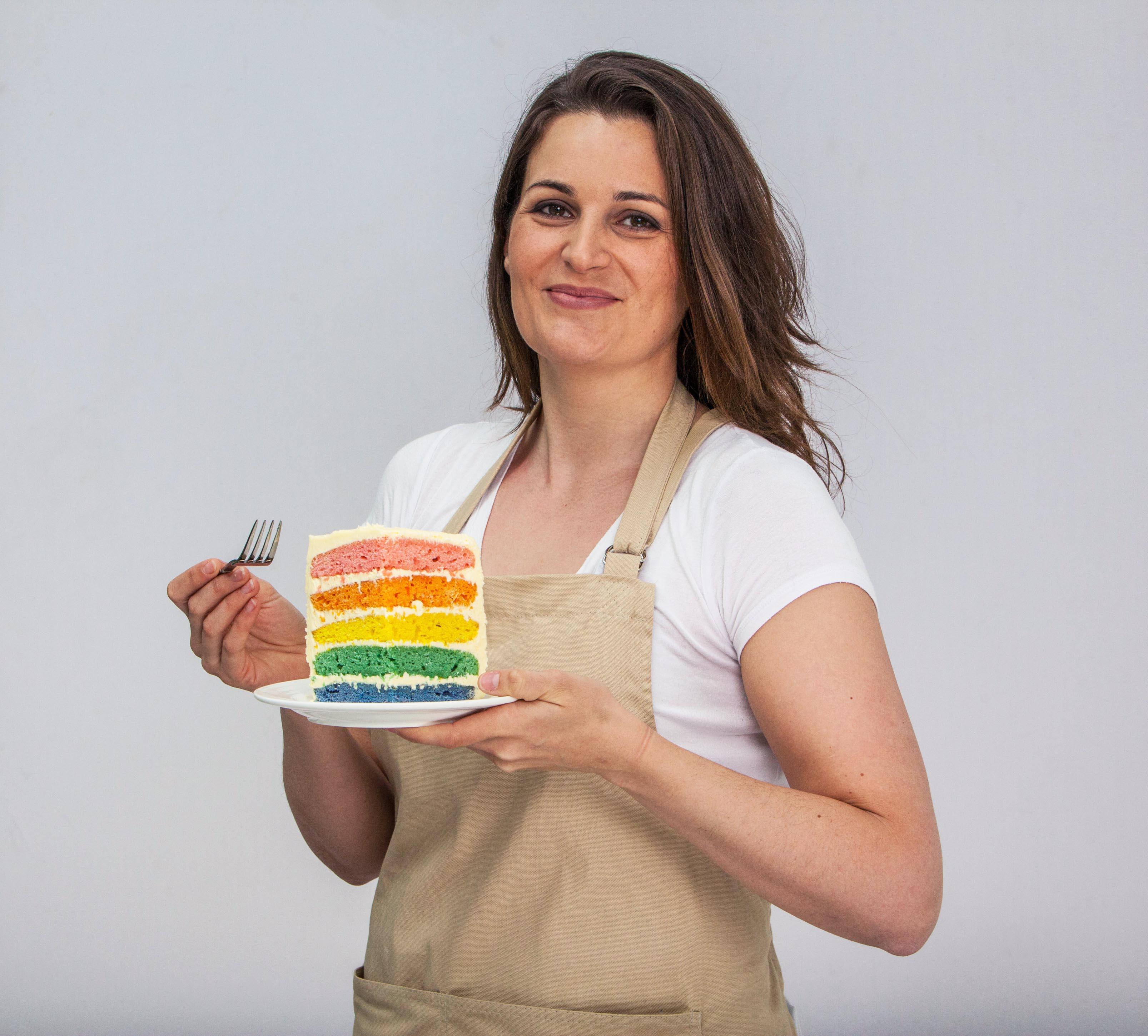 Bake Off 2017 Sophie