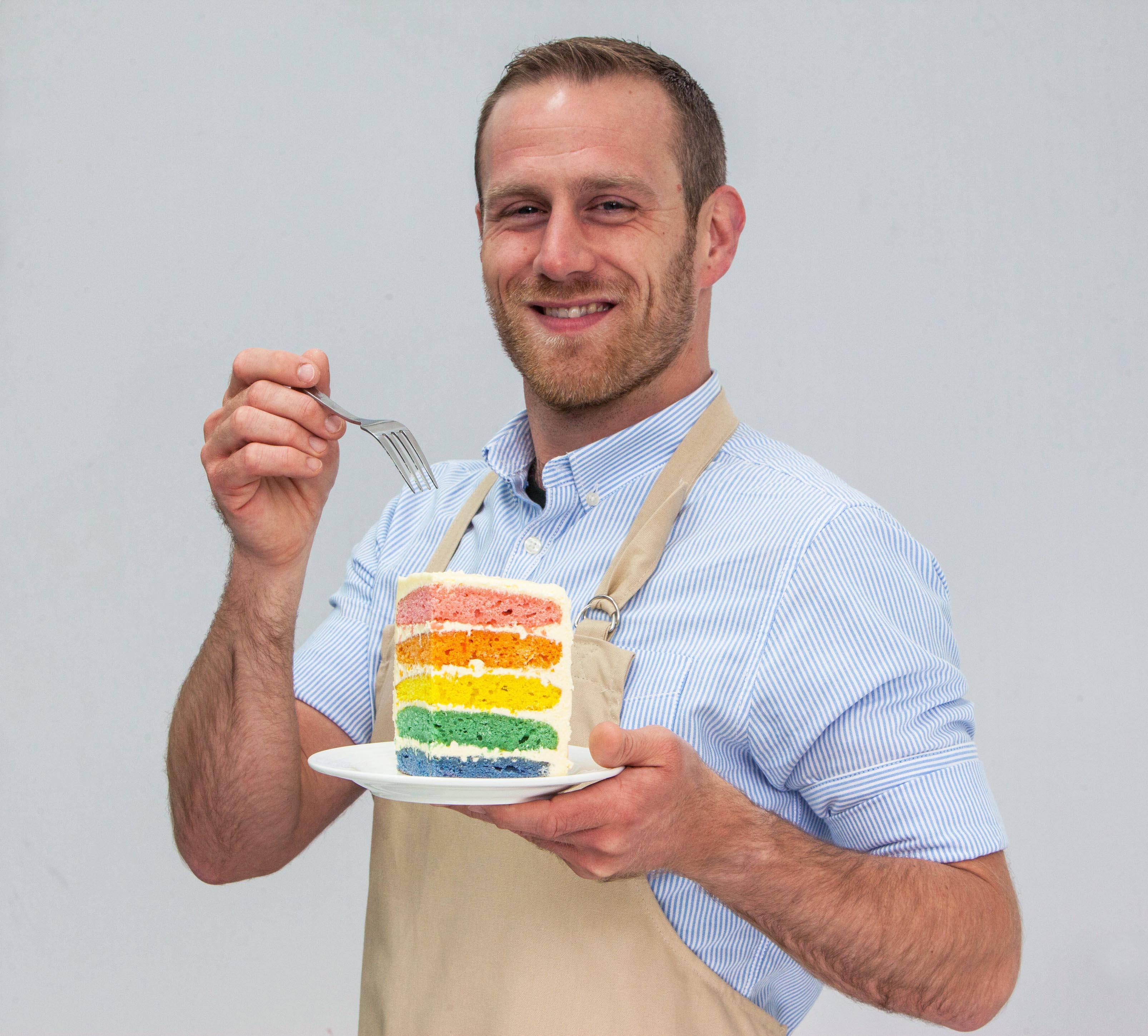 Great British Bake Off contestant Steven