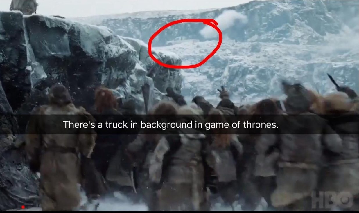 Car In Game Of Thrones Episode