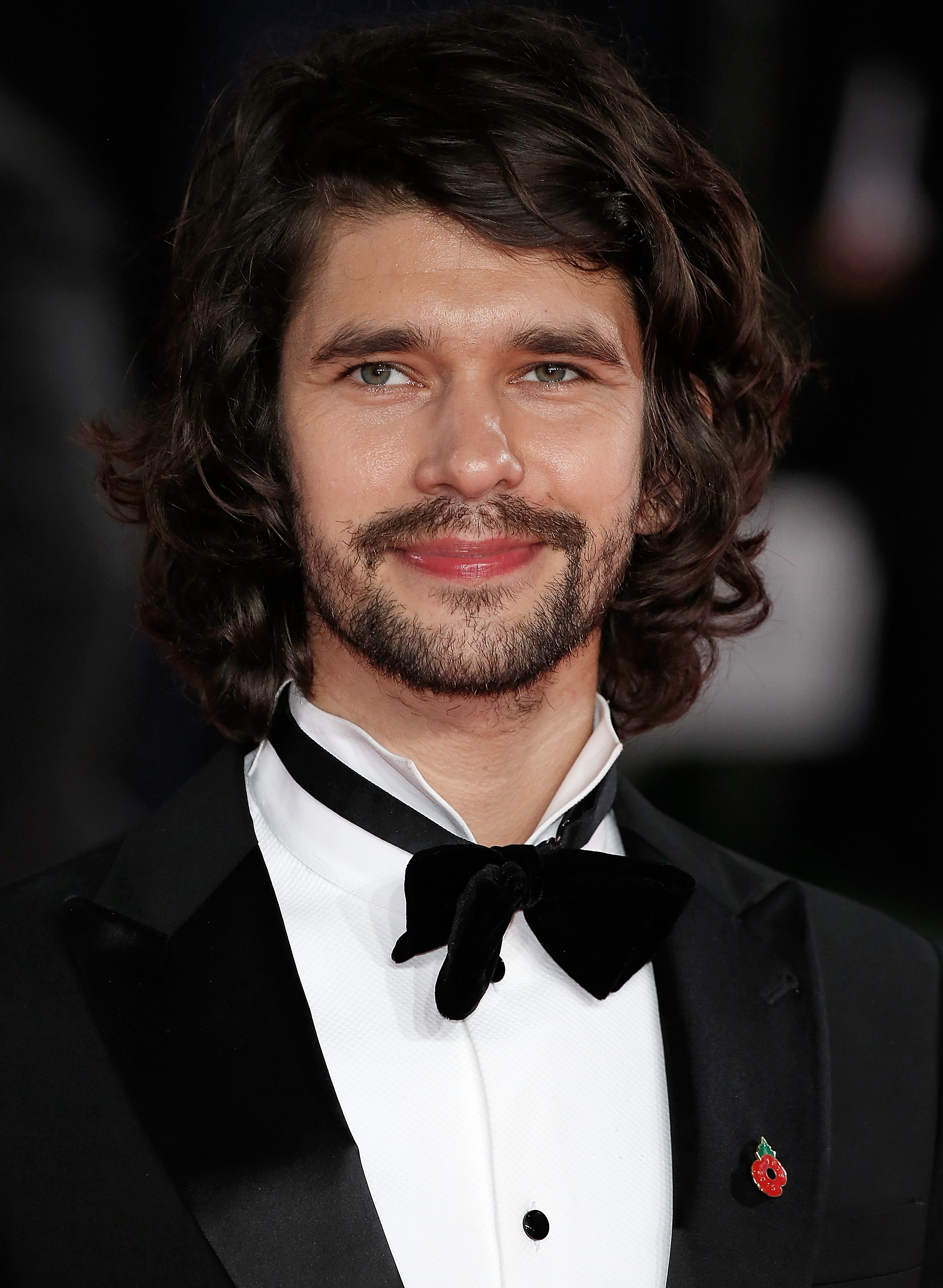 Ben Whishaw Getty