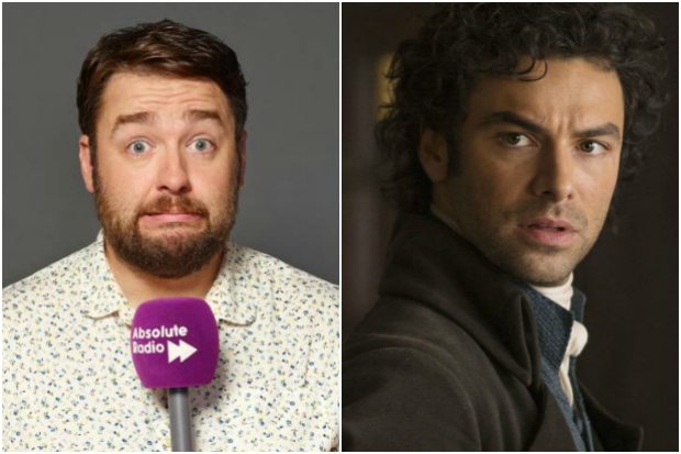 Jason Manford Aidan Turner Champion Final