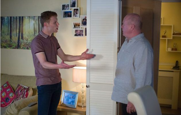 EastEnders 2-hander Jay and Phil