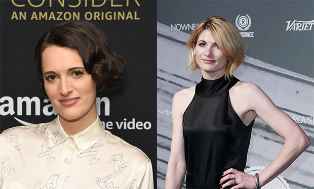 Doctor Who, Phoebe Waller-Bridge, Jodie Whittaker