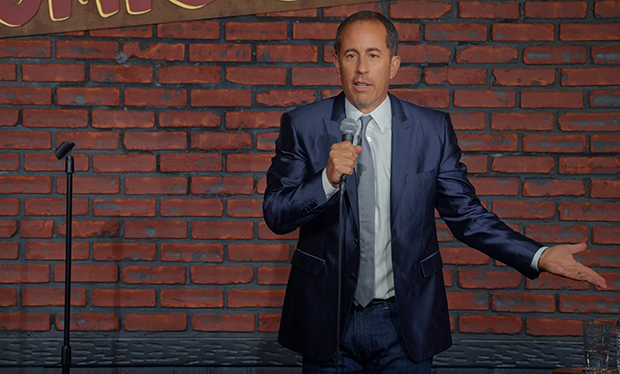 Jerry Seinfeld comedy special coming to Netflix in September