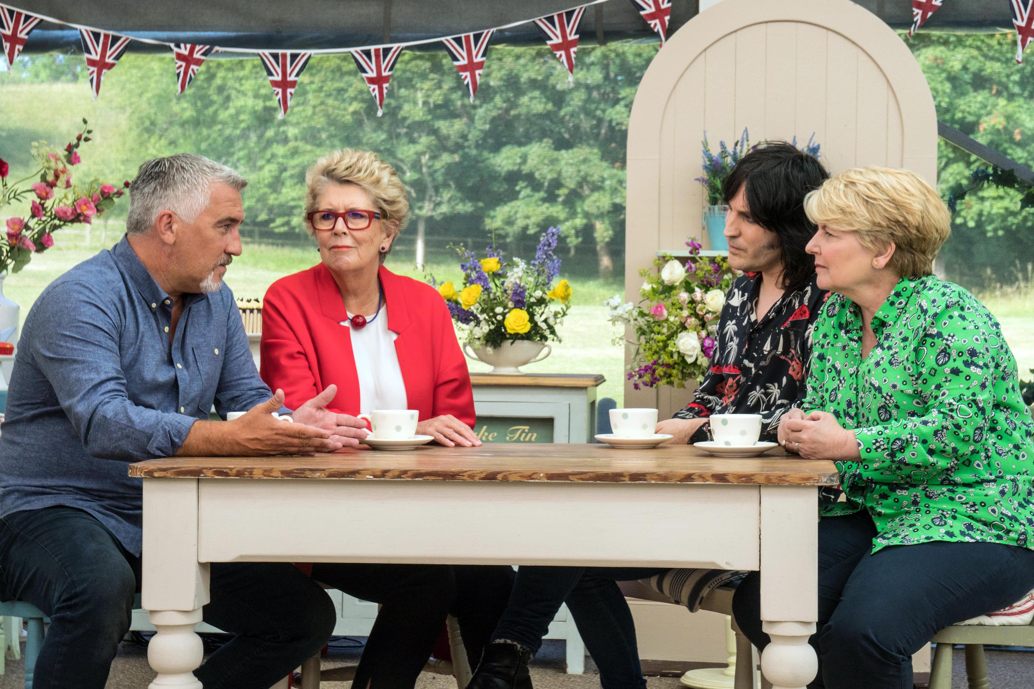 GBBO on Channel 4 | Did ad breaks ruin The Great British ...