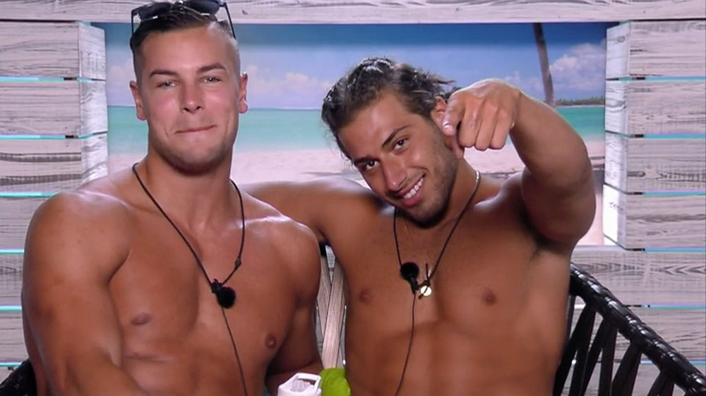 Love Island duo's spin-off revealed