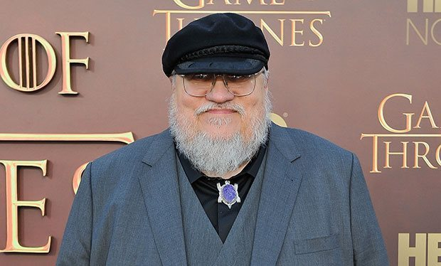 George RR Martin clarifies that he actually does watch Game of Thrones