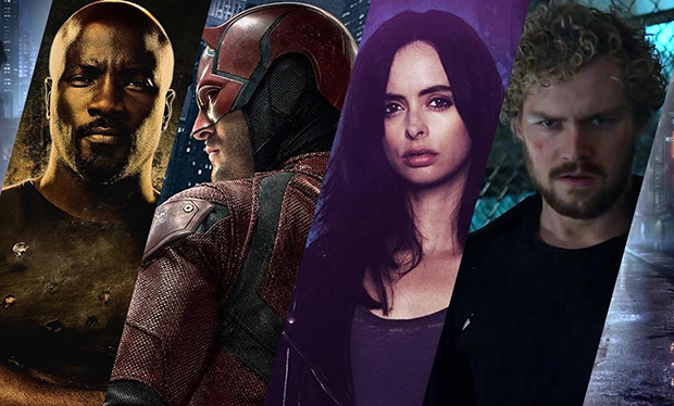 The Defenders will set up Phase 2 of Marvel's Netflix shows