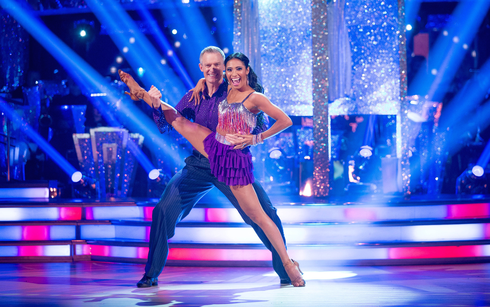jeremy vine strictly