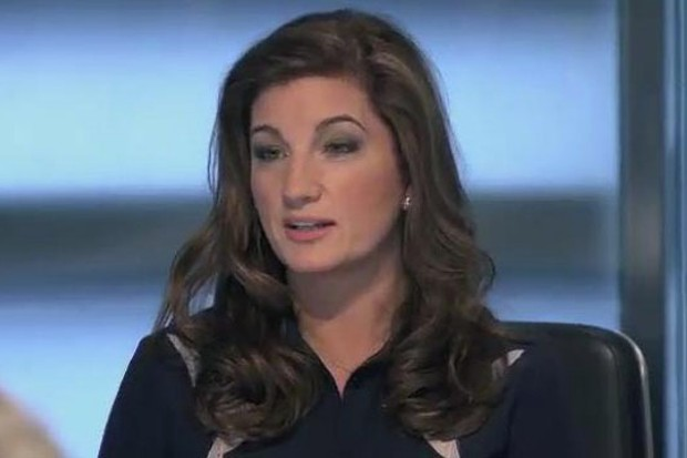 Karren Brady on The Apprentice
