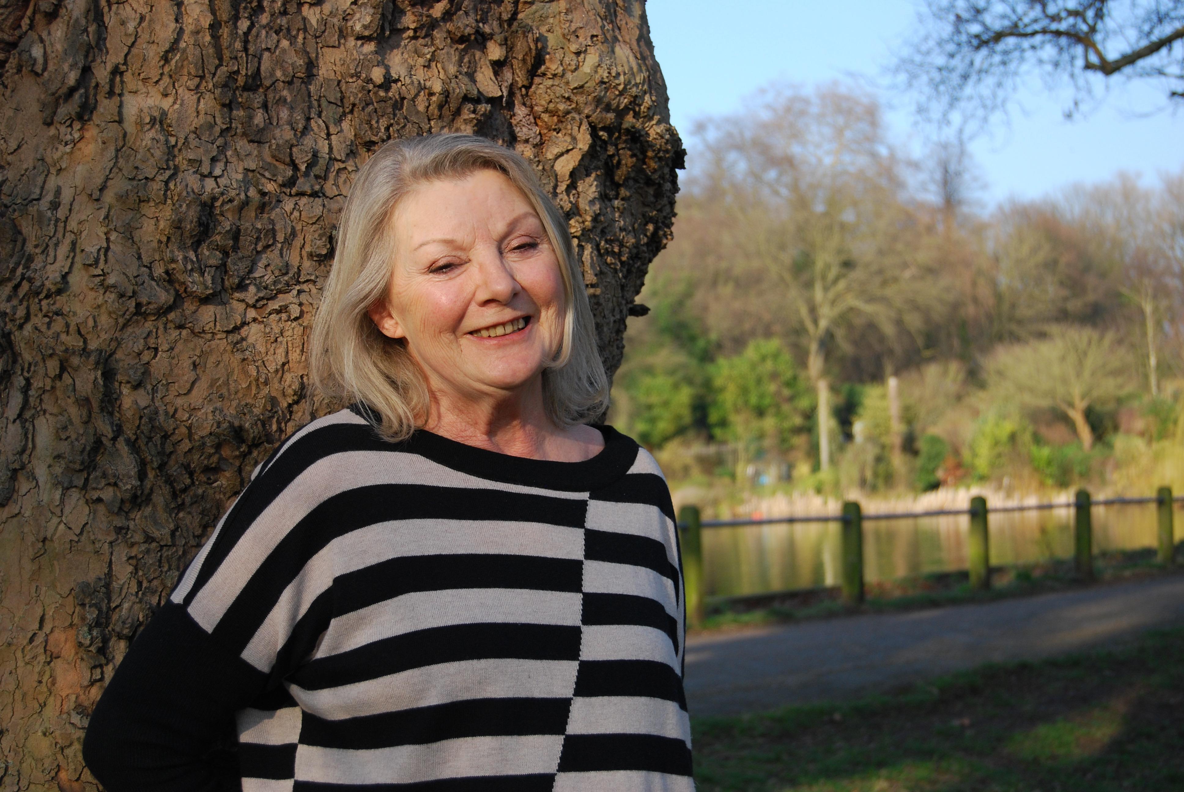 Anneke Wills 2012