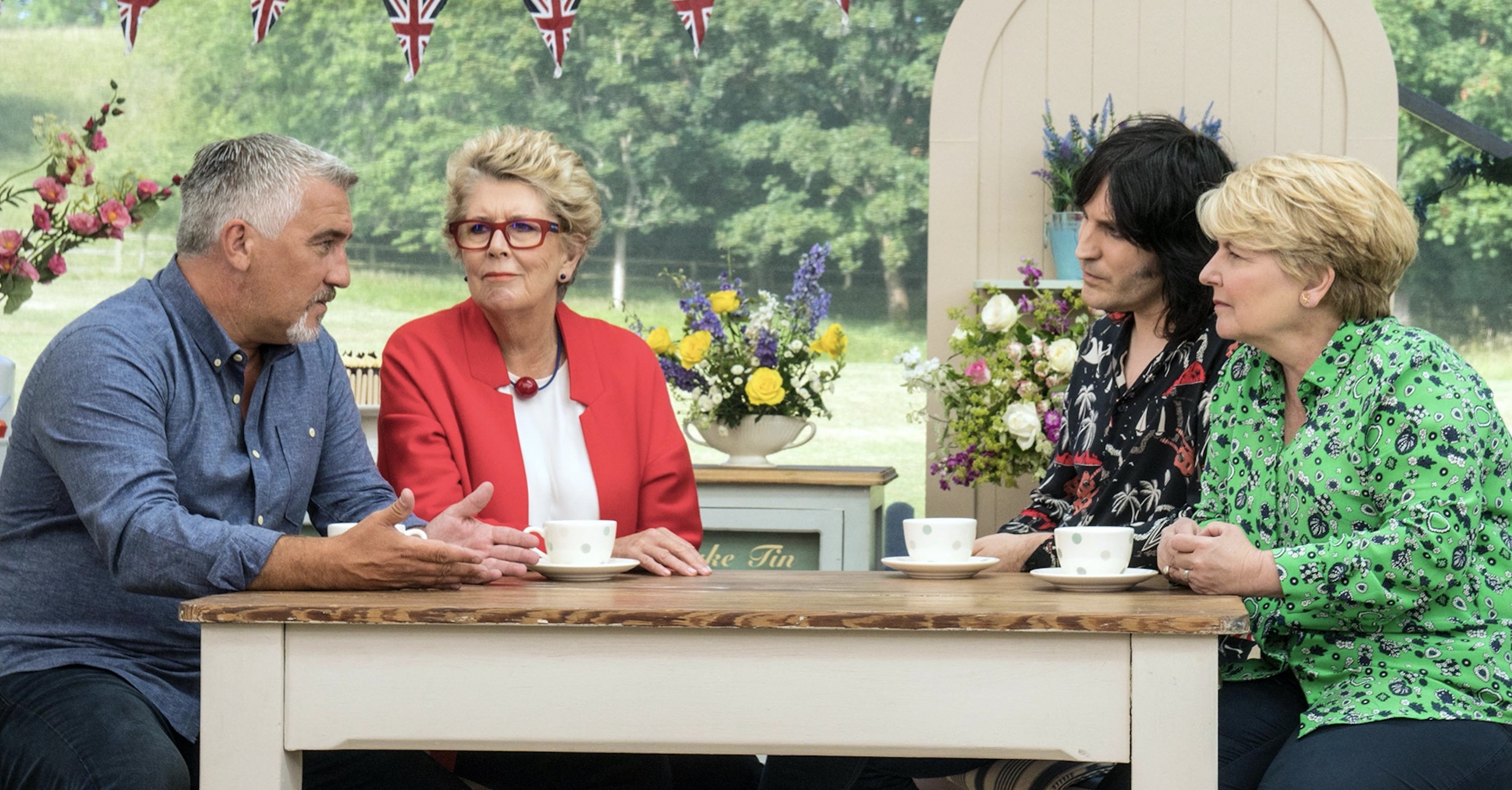 Bake Off whole panel