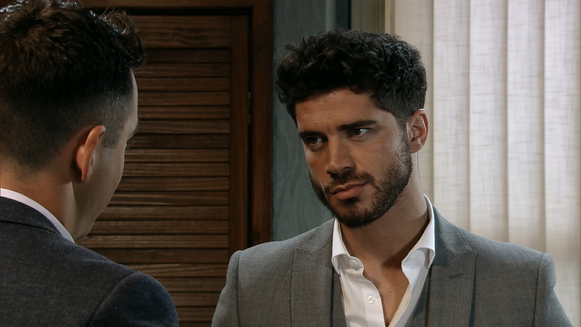 Coronation Street Spoilers Todd Confronts Adam About The