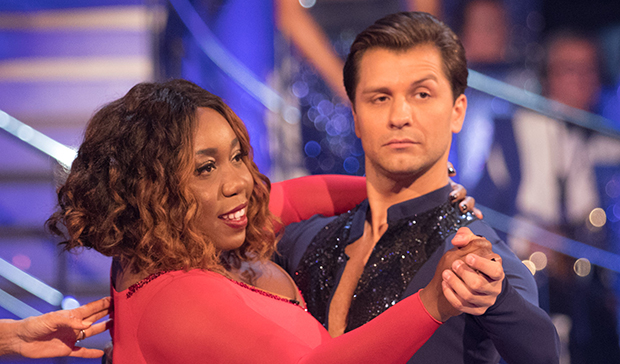 Chizzy Akudolu and Pasha Kovalev on Strictly Come Dancing