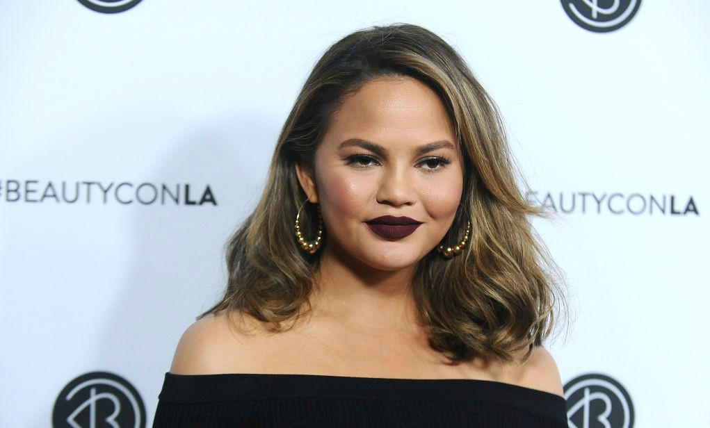 Chrissy Teigen is extremely here for this full-frontal naked dating show