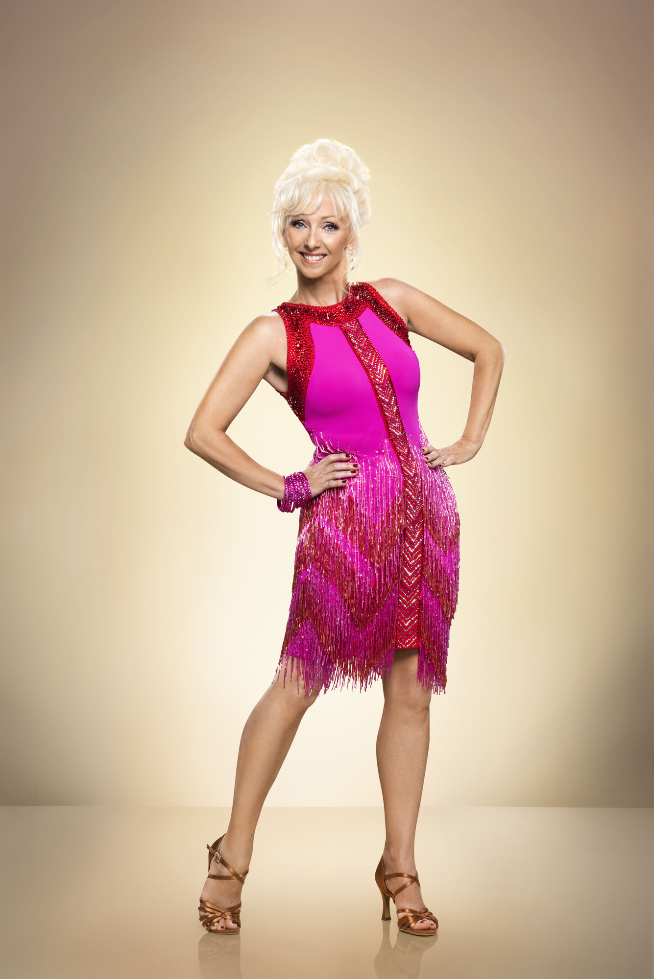 Strictly Come Dancing contestant Debbie McGee