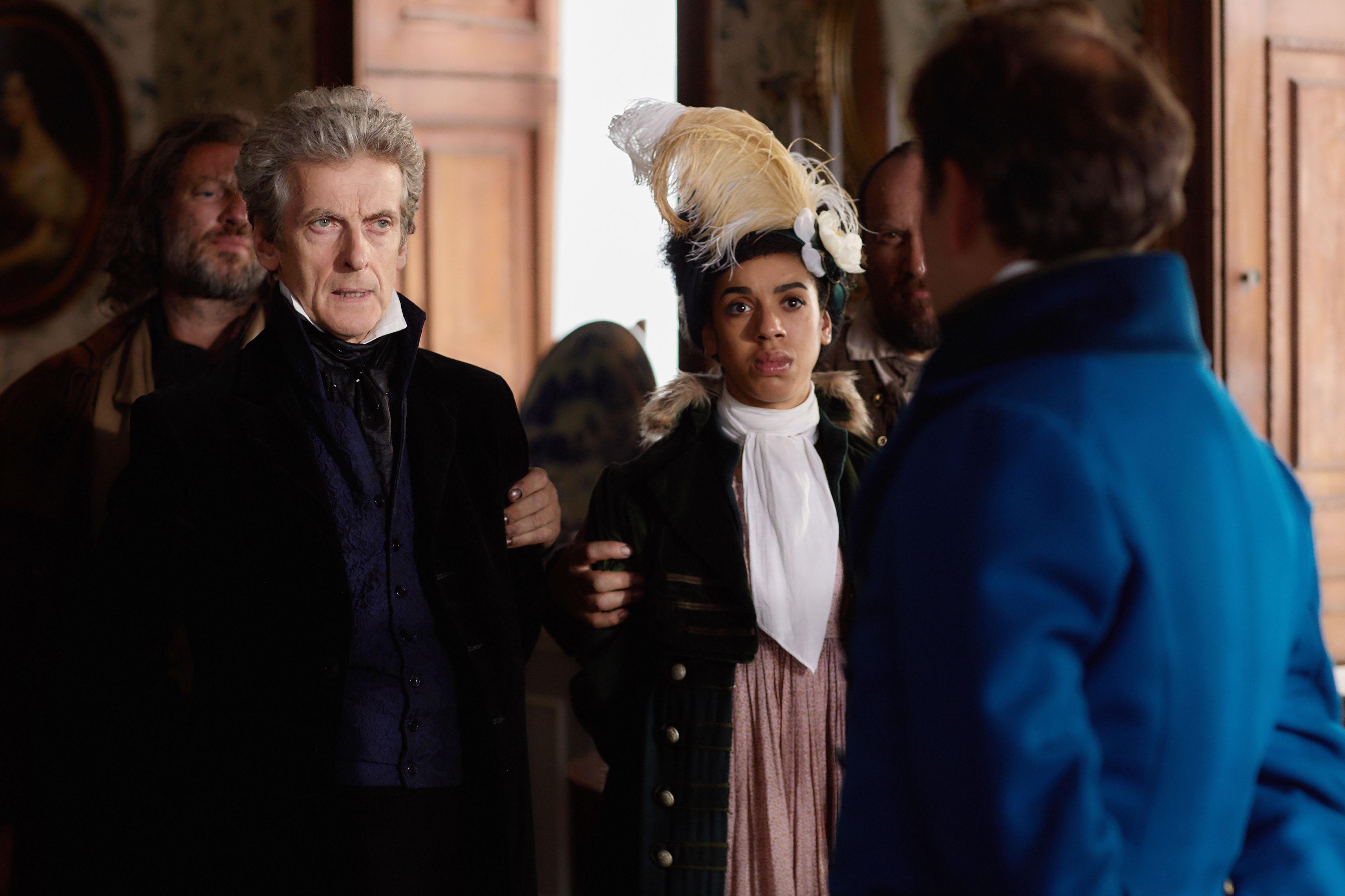 Doctor Who 10 3 main