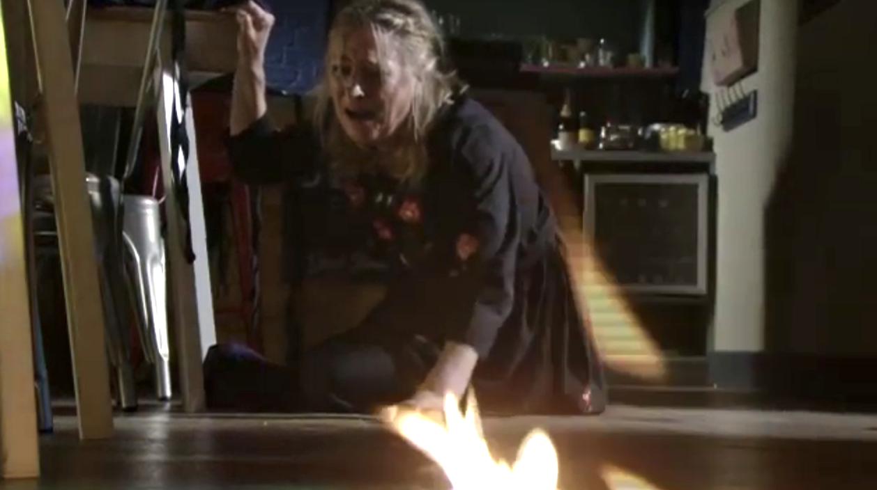 EastEnders Jane Fire