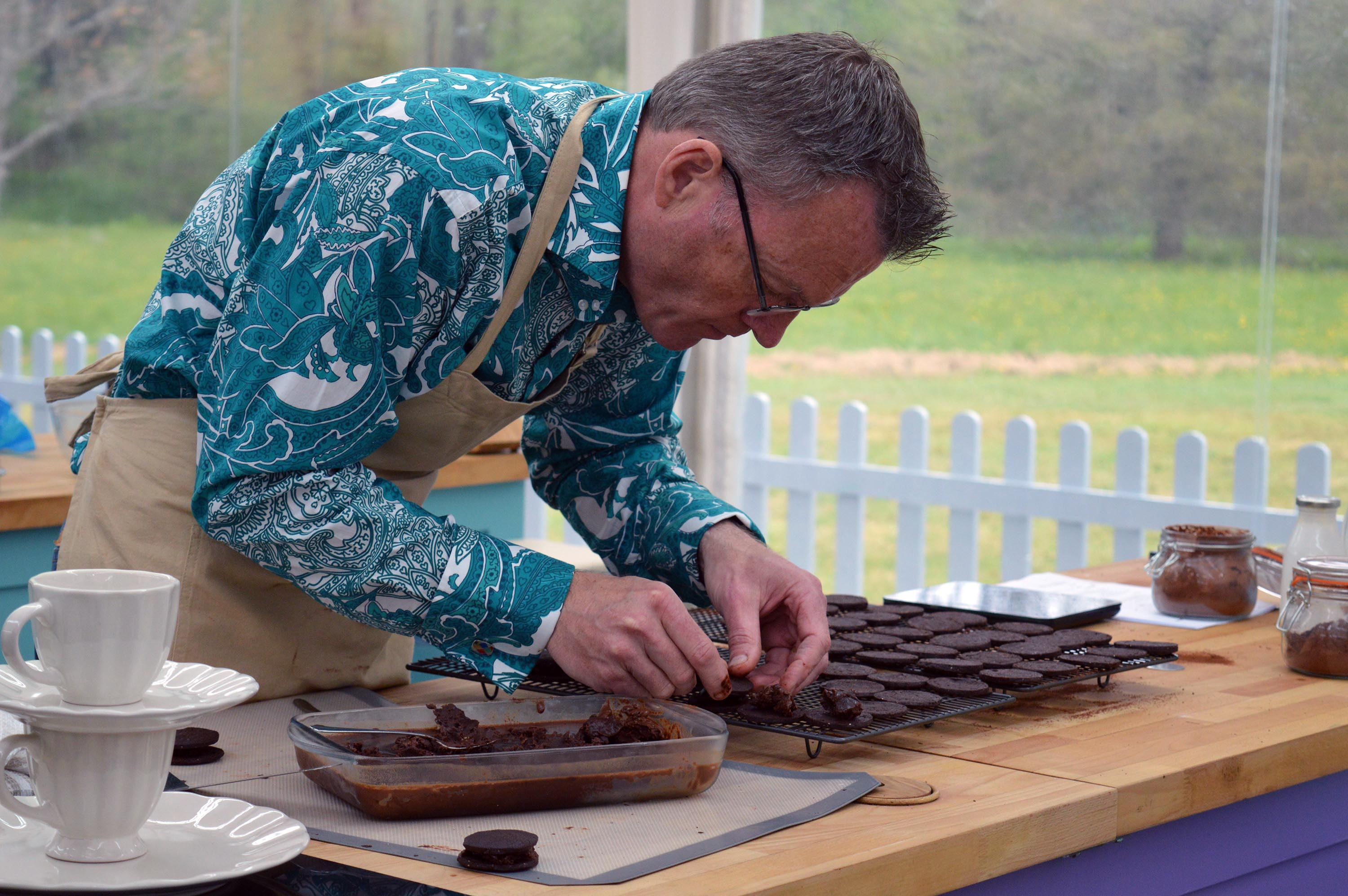 The Great British Bake Off 2017: Chris