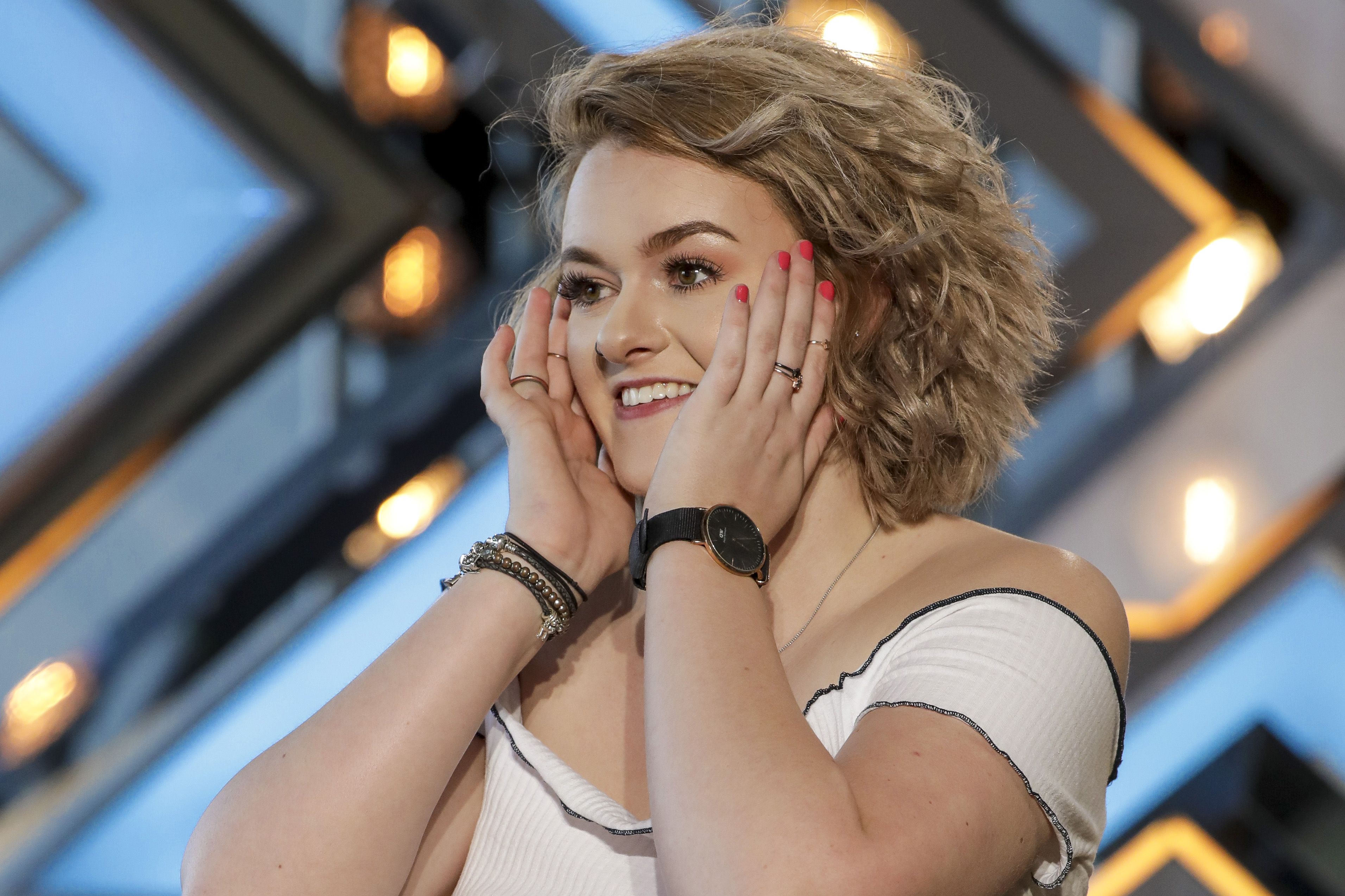 Grace Davies X Factor 2017 acts