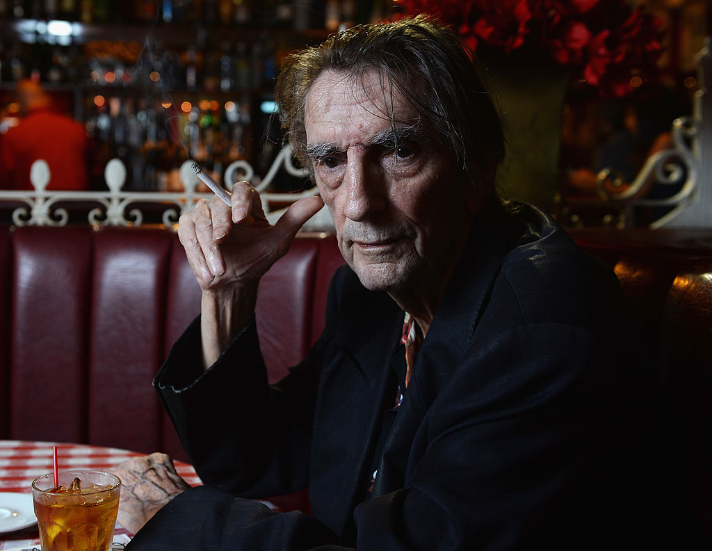Twitter reacts to the passing of cinematic legend Harry Dean Stanton