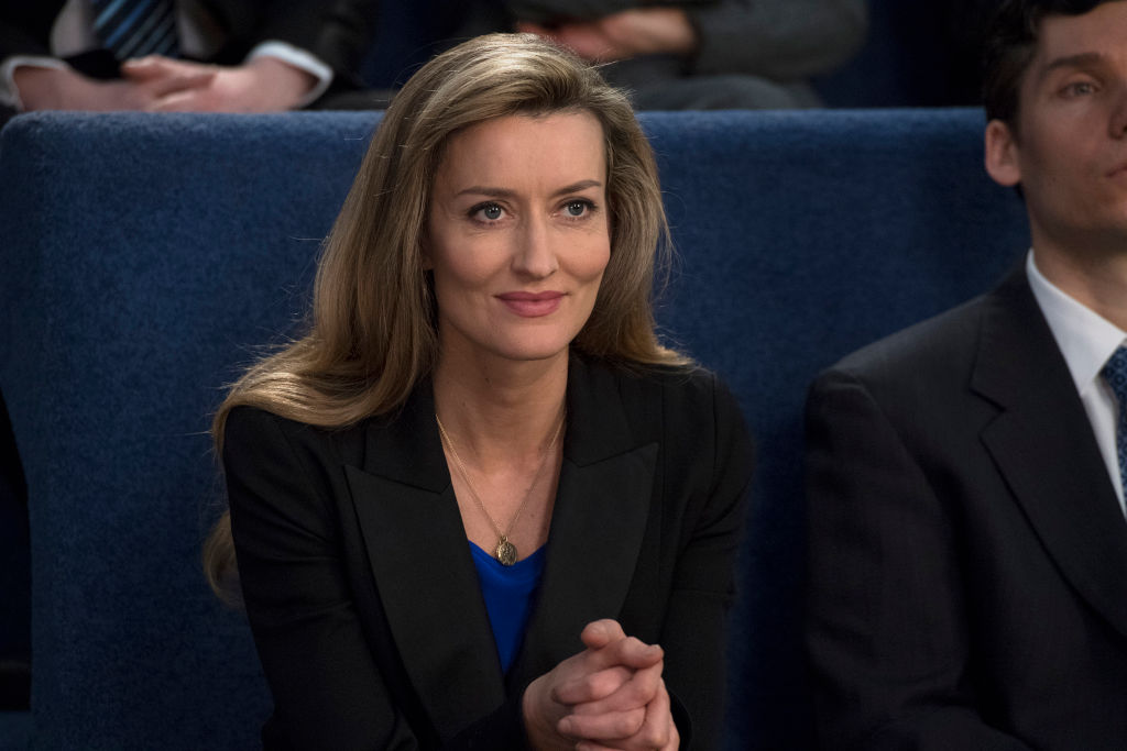 Natascha McElhone joins Sean Penn in Mars mission drama