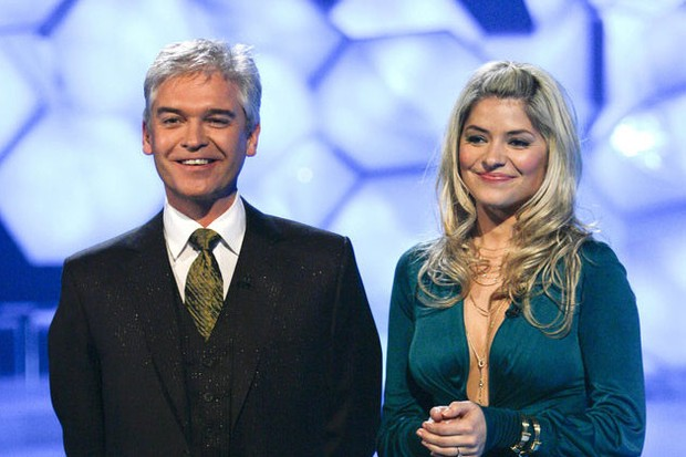 Dancing on Ice - Holly Willoughby and Phillip Schofield