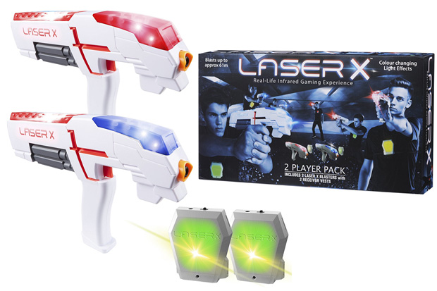 Laser X Laser Tag Game Review Is It Any Good Should I