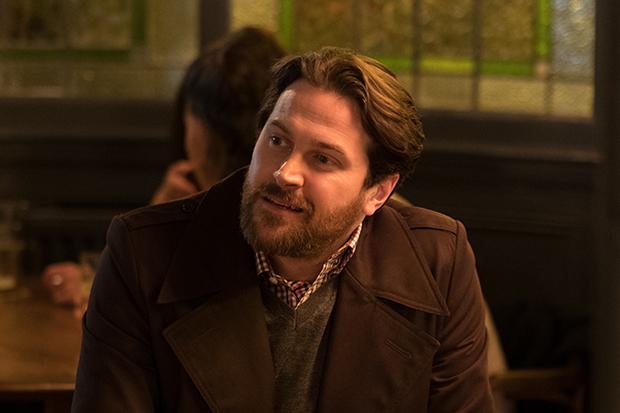 Kieran Bew, who plays Ian in Liar