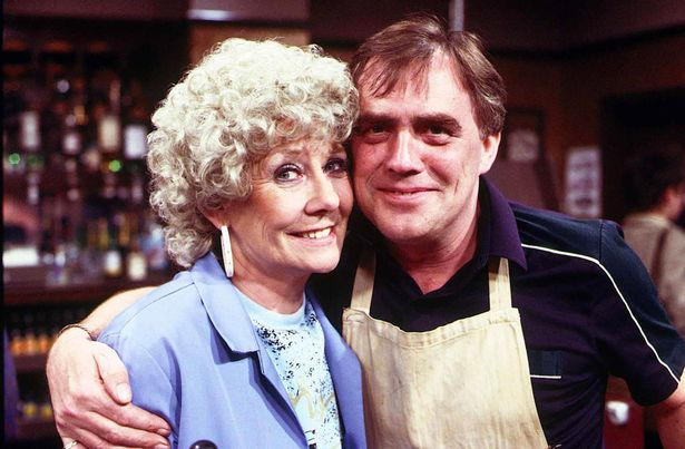 Actress Liz Dawn has sadly passed away