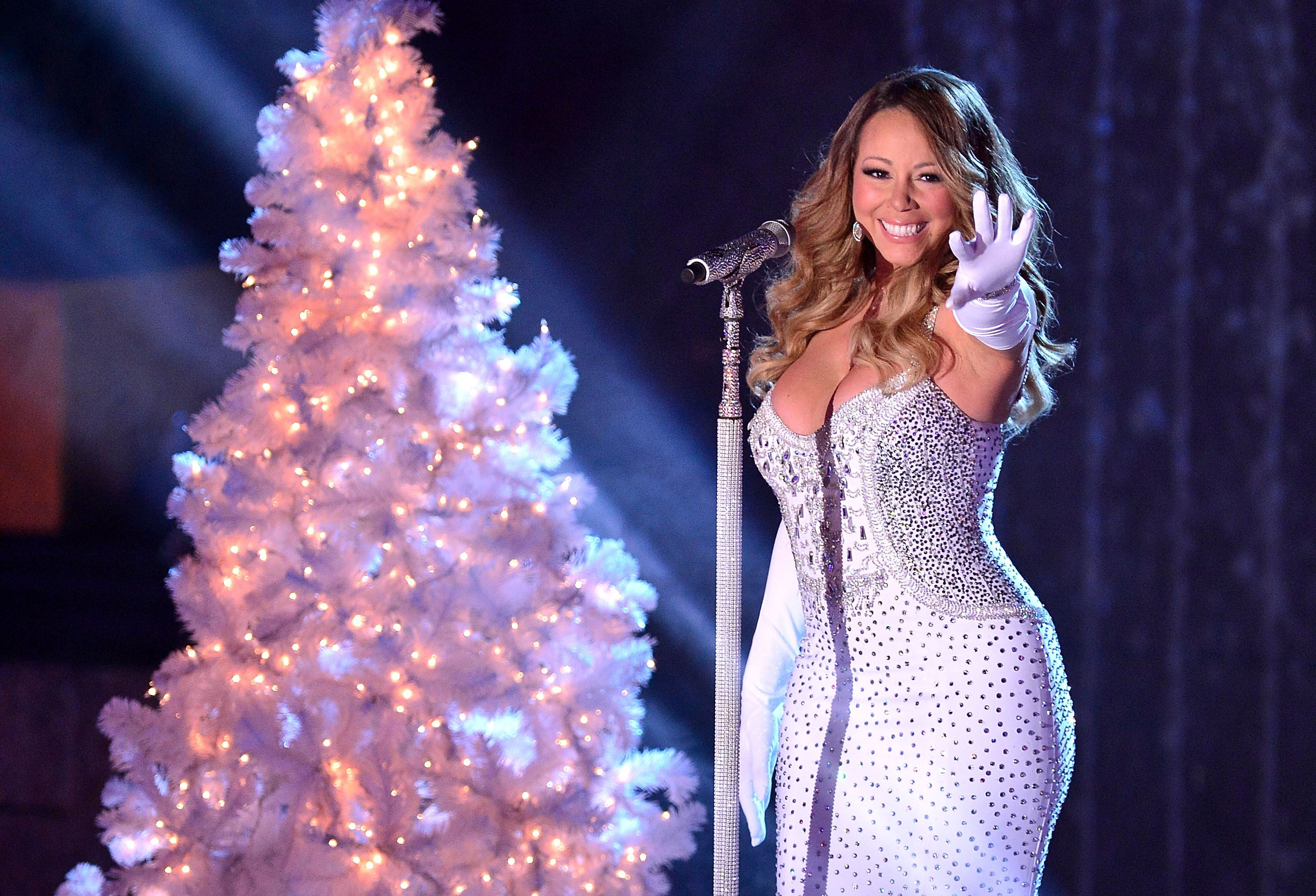 When are Mariah Carey's live UK Christmas shows in London and ...