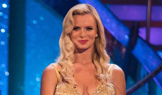 Nadiya Bychkova on Strictly Come Dancing