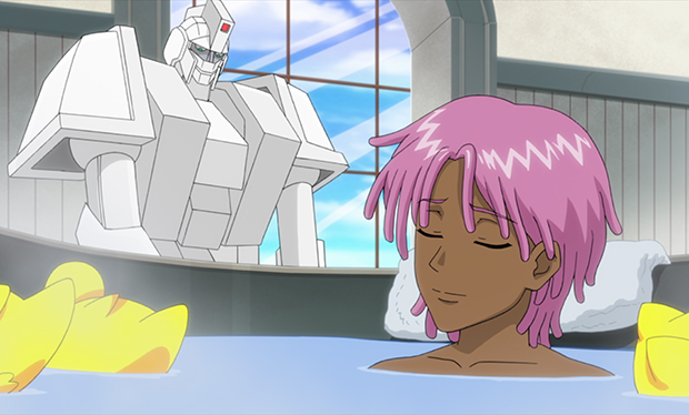 Neo Yokio trailer reveals all-star cast for Netflix anime series