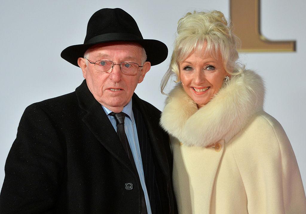Paul Daniels and Debbie McGee in 2015