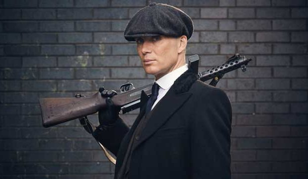 Peaky Blinders series 4 Cillian Murphy