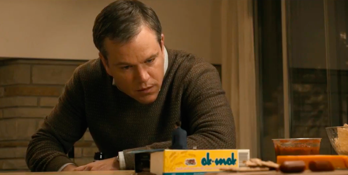 Trailer for Downsizing is weird, smart, and totally unexpected