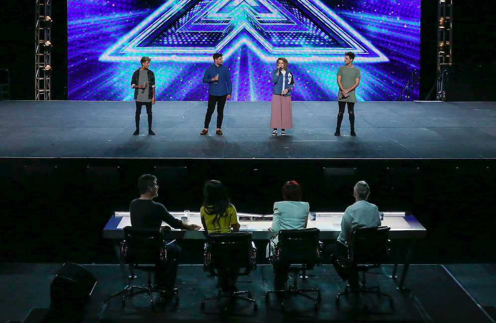The X Factor Bootcamp 2017