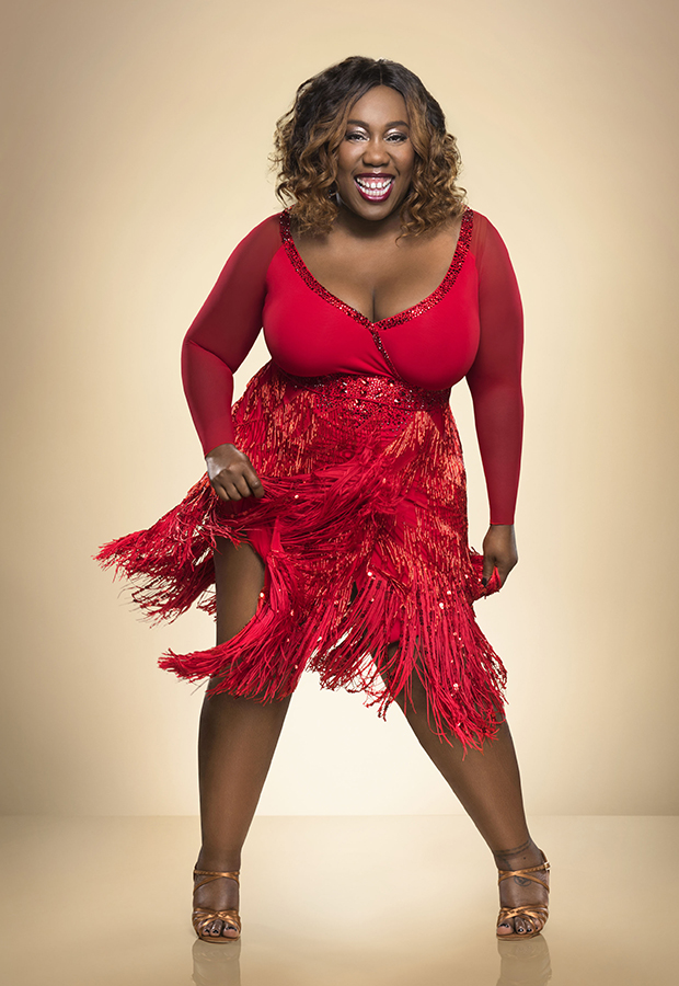 Strictly Come Dancing Chizzy Akudolu