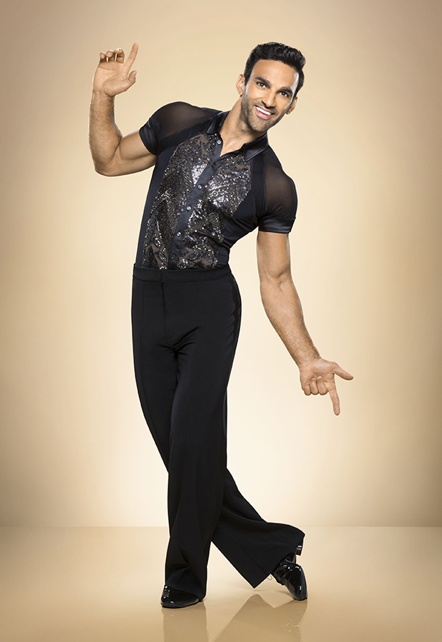 Strictly Come Dancing Davood Ghadami