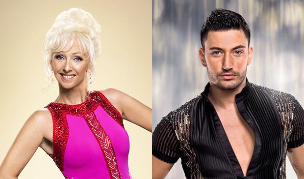 Strictly Come Dancing Debbie Giovanni