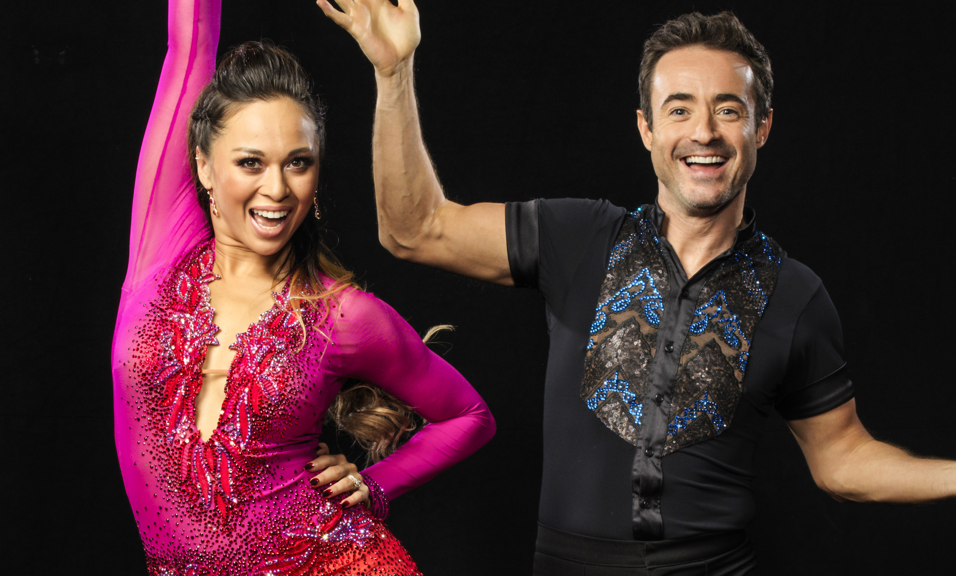 Strictly Come Dancing Joe McFadden Katya Jones