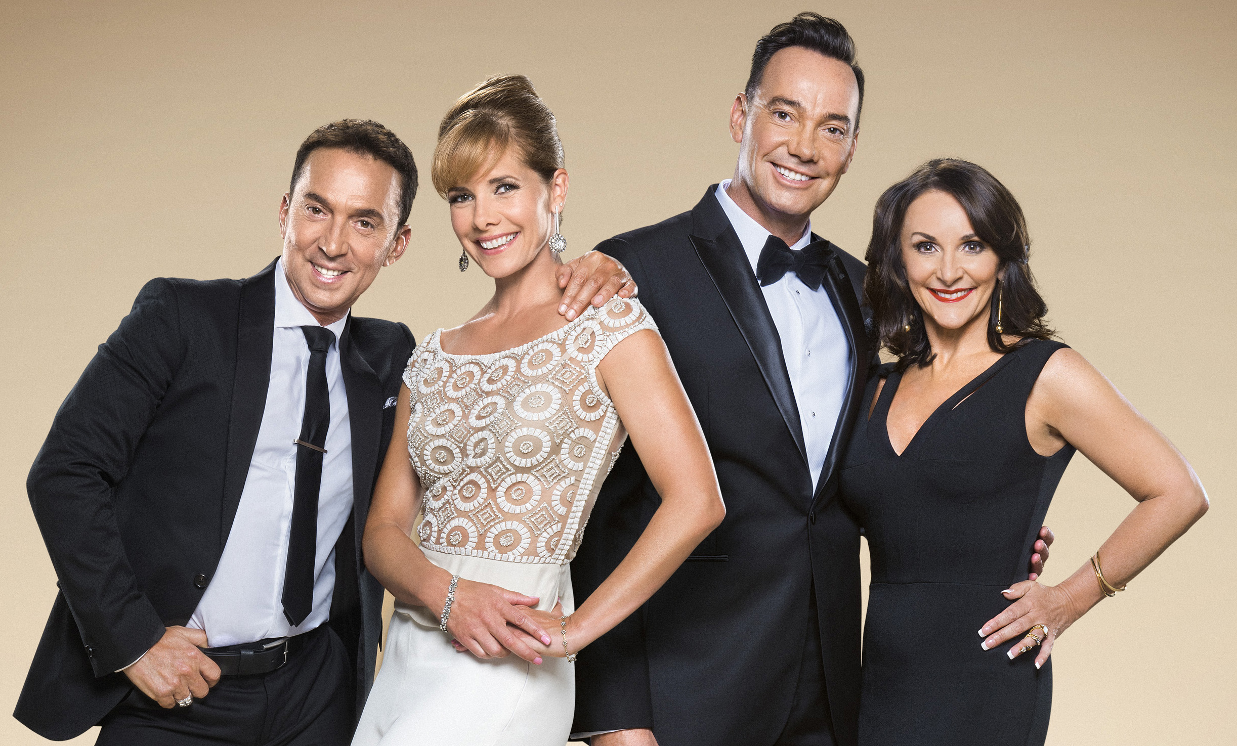 Strictly Come Dancing Judges 2017