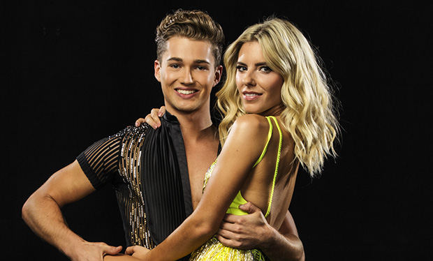 Strictly Come Dancing Mollie King AJ Pritchard